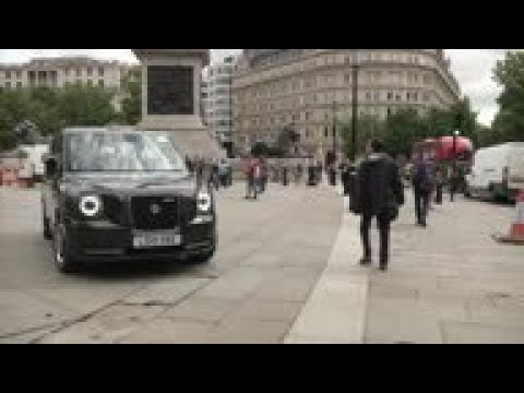 Tenth Of London Black Taxis Electrified