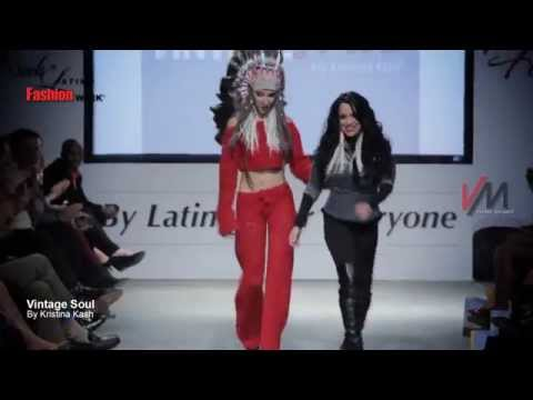 Vintage Soul - Latino Fashion Week 2014 ||| Videos De Moda Pierre Dulanto