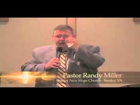"""""""Pentecost & Holy Spirit"""" Senior Pastor Randy Miller"""