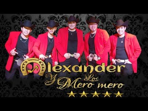 AHORA QUE TE VAS - ALEXANDER Y LOS MERO MERO VIDEO CLIP OFFICIAL
