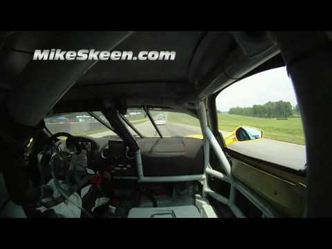 Mike Skeen: Grand-Am Rolex GT onboard Ferrari F430