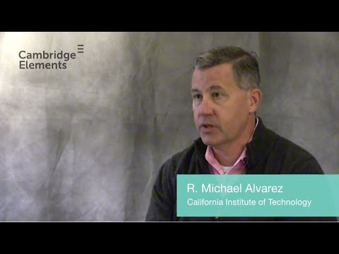 R. Michael Alvarez introduces the Quantitative and Computational Methods for Social Science series