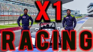 When The Flag Goes Down, The Nonsense Stops !!! | X1 Racing League | REV | Epi 1 | Provoke TV