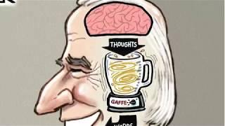 7 scorching cartoons about Joe Biden's gaffe spectacular