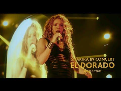 Shakira – La Tortura (Live In Concert El Dorado)