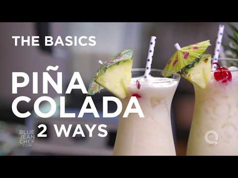 How to Make a Piña Colada - The Basics on QVC