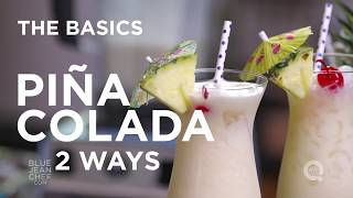 How to Make a Piña Colada - The Basics on QVC
