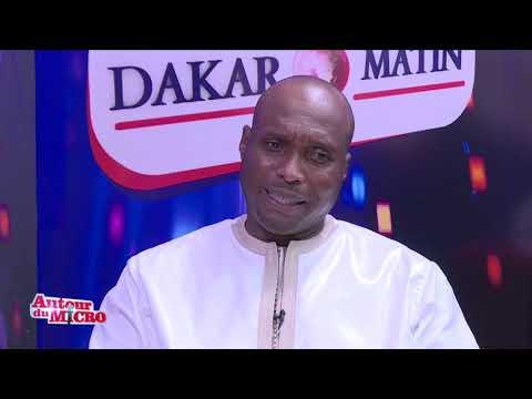 """Barthélémy Diaz """" C'est insulté les sénégalais que de parler du statut de chef de l'opposition"""