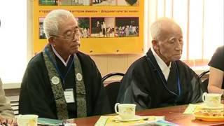 В Благовещенске встретились ветераны Японии и СССР, которые были на одном поле ...