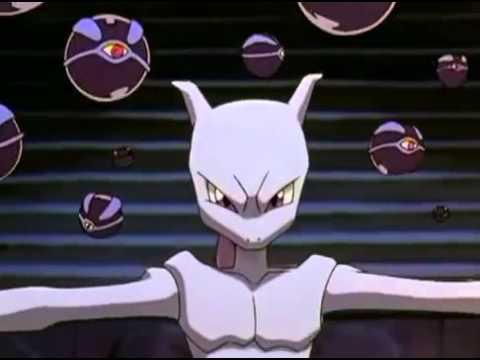 pokemon Mew vs Mewtwo The Final Countdown - YouTube