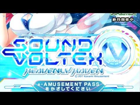 Baixar SOUND VOLTEX IV HEAVENLY HAVEN - Download SOUND