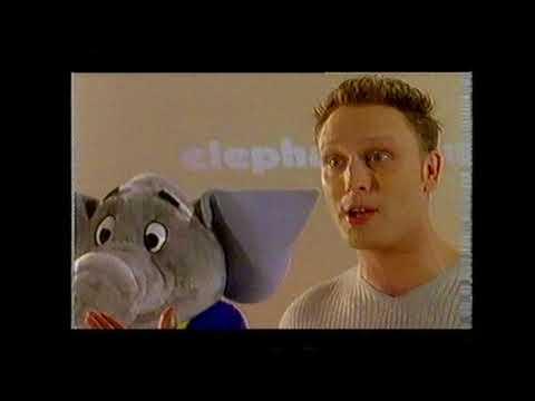 Elephant Car Insurance Advert On Channel 5 UK TV 2001