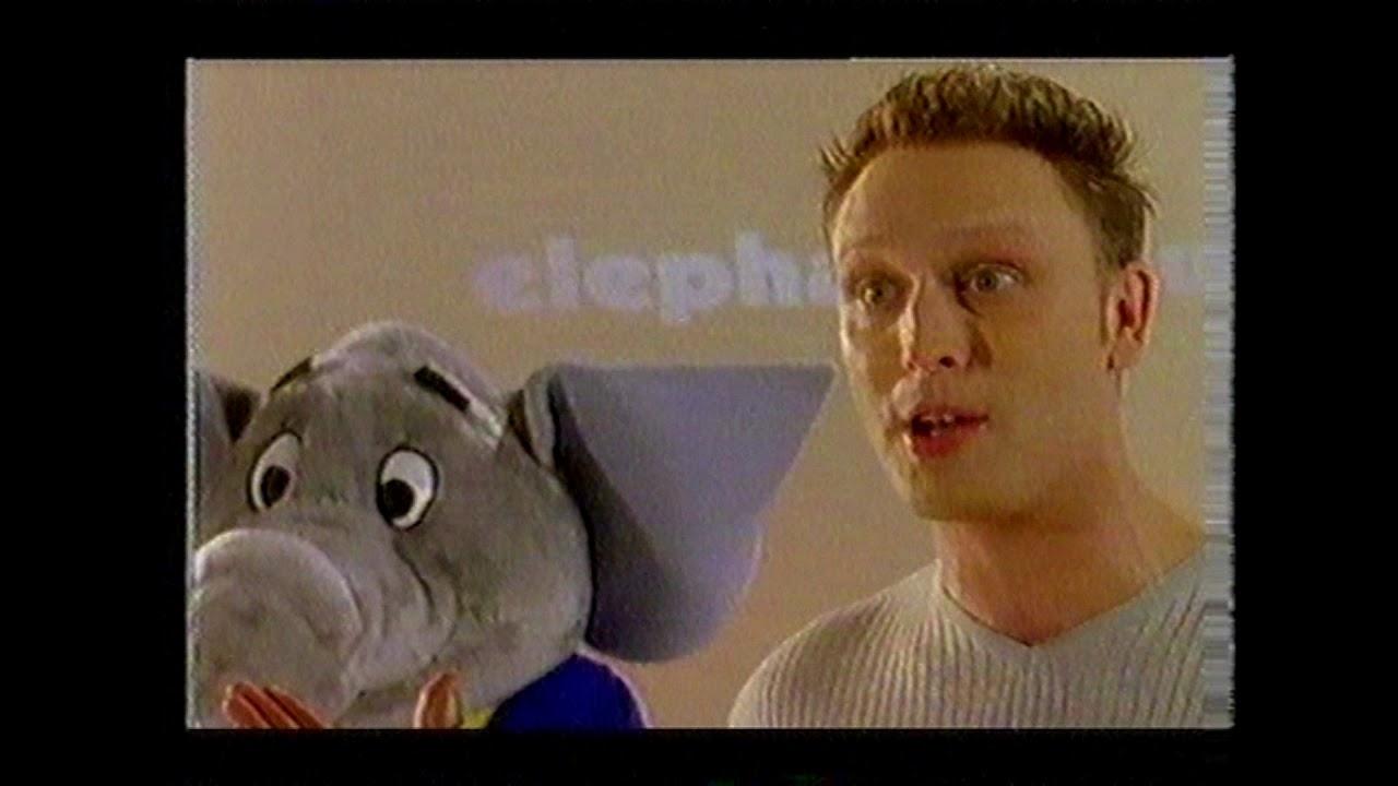 Elephant Car Insurance Advert On Channel 5 UK TV 2001 ...
