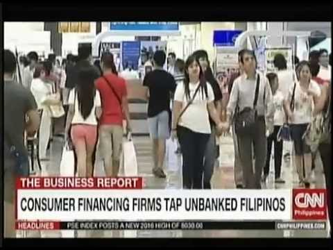 CNN Philippines features Home Credit: Consumer financing firms tap unbanked Filipinos