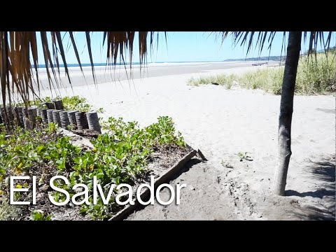 Views: El Salvador in December