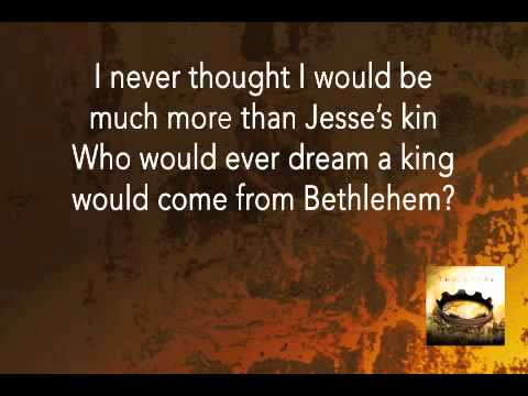 Chris Tomlin Your Heart David Official Lyric Video Youtube
