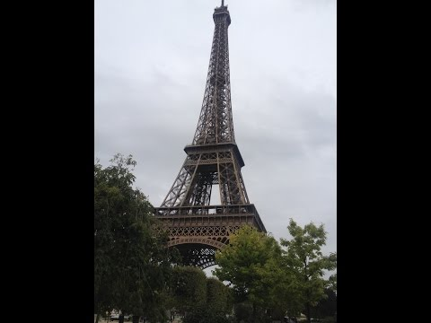 Paris and the French Riviera