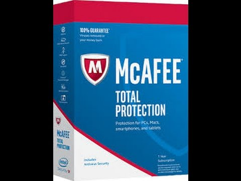 mcafee total protection 2018 keygen
