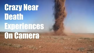 CRAZY NEAR DEATH EXPERIENCES on Camera Compilation [part 3] [Close Escapes]