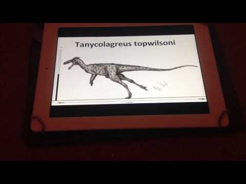 Tanycolagreus sounds