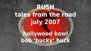 Rush - Tales from the Road - Hollywood Bowl Guitar Setup