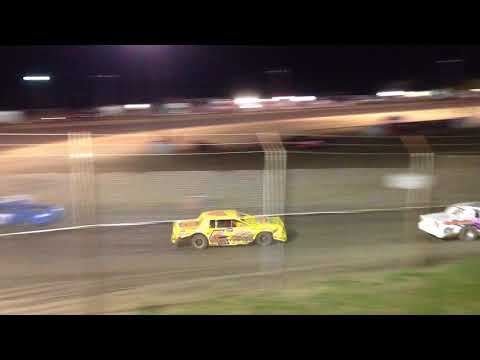 Superbowl  Speedway Factory Stock Feature 9-16-17