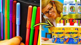 20 SMART SCHOOL HACKS