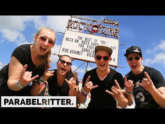 ROCK AM RING 2018 -  Nur Kommerz und Mainstream? | Der Dunkle Parabelritter