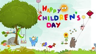 Happy Children's day 2018- Special Children's day wishes,SMS,greetings,message,quotes,Whatsapp Video