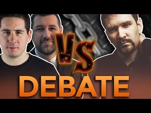 LET'S TAG TEAM DESTINY - Morality Debate ft. Mylixia & Harkdan