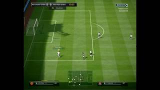 Funny FIFA Online 3 Player Falling Glitch