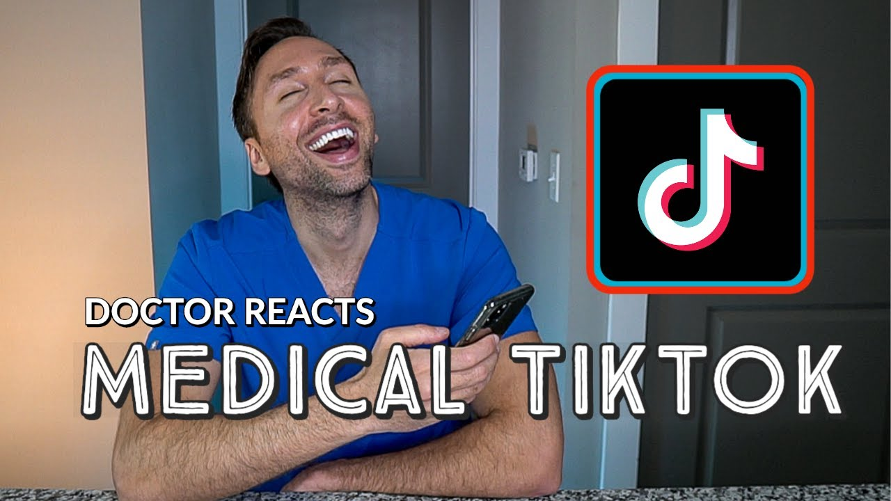 DOCTOR Reacts to Medical TikTok Videos