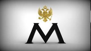 Porto Montenegro 3D logo