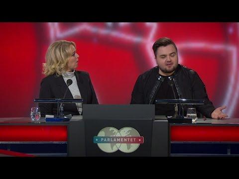 Ska Lill-Babs gå i pension? - Parlamentet (TV4)