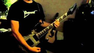 Trapt - Stand Up Guitar Cover