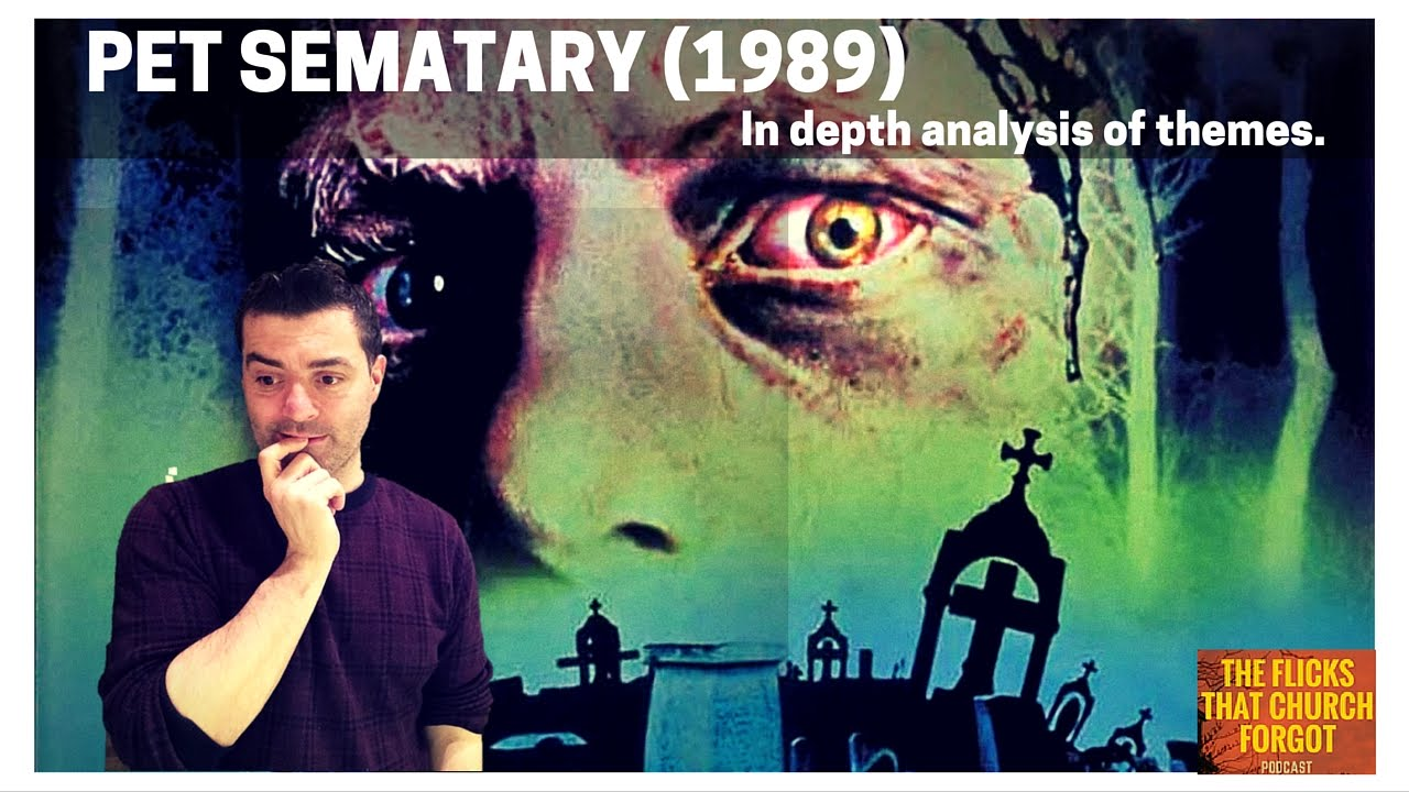 Critical essays on pet semmatary