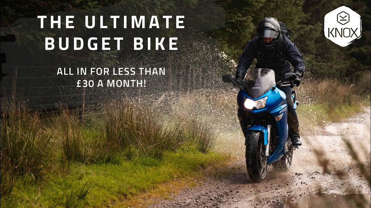 The Best Budget Motorcycle – Kawasaki ER6f