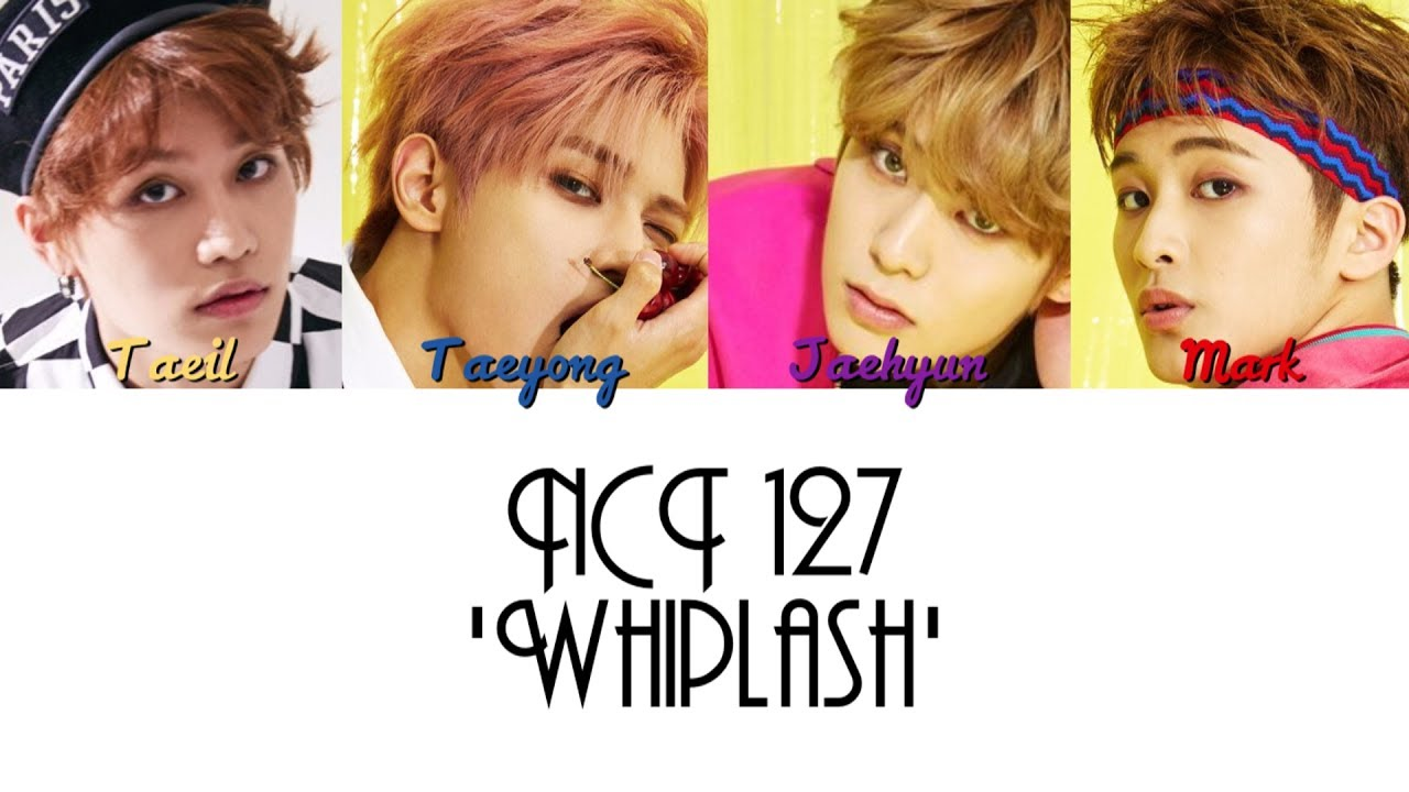 NCT 127 – Whiplash