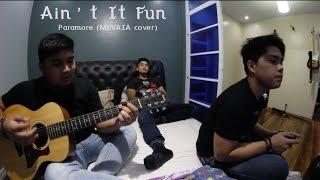 Ain't It Fun - Paramore (Mevaia Cover)