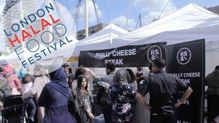 London Halal Food Festival 2016 2017 Video