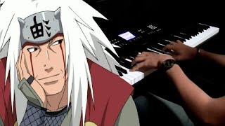 Naruto Shippūden OST - Samidare (Early Summer Rain)     Piano Cover