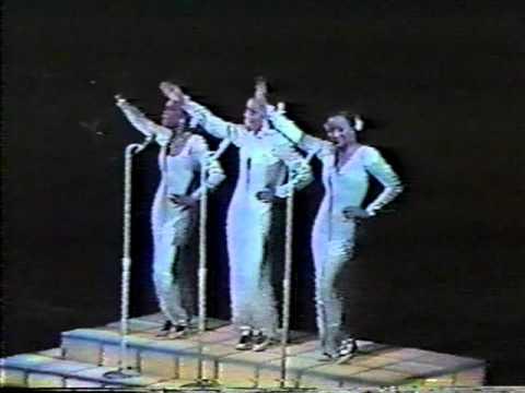 "Dreamgirls 1983 ""Hard to Say Goodbye My Love"" Linda Leilani Brown"