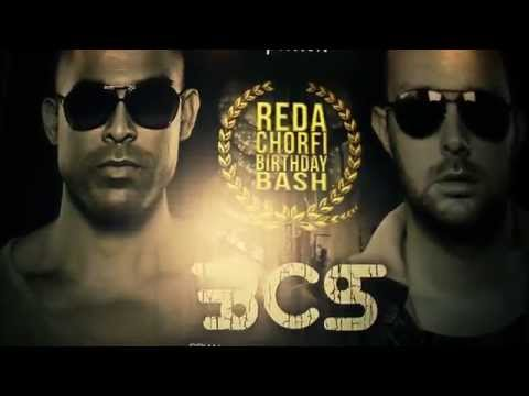 REDA CHORFI BIRTHDAY BASH @ AMNESIA CLUB RABAT Music by: Brian Chundro & Santos