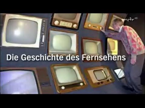 Meilensteine der deutschen Fernsehgeschichte in der DDR und BRD