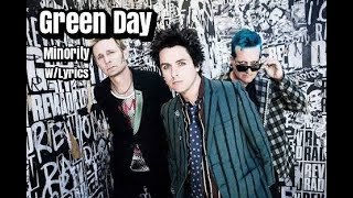 Minority - Green Day w/lyrics (Terjemahan Indonesia)