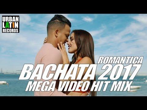 BACHATA 2017 MIX - ROMANTICA MEGA VIDEO HIT MIX 1H - ROMEO SANTOS PRINCE ROYCE GRUPO EXTRA LO ULTIMO