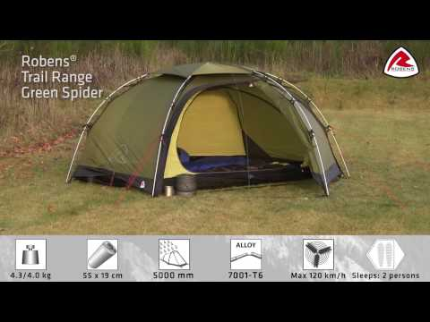 Robens Verve 2 Tent Pitching Video (2015)