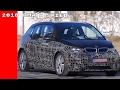 2018 BMW i3 Facelift Spied