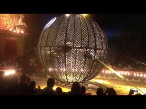 Il Florilegio Cirque Amar Alger ardis 2013 (MOTO)
