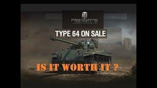 Gaming Bear Type 64 Light Chinese World of Tanks WOT tier vi